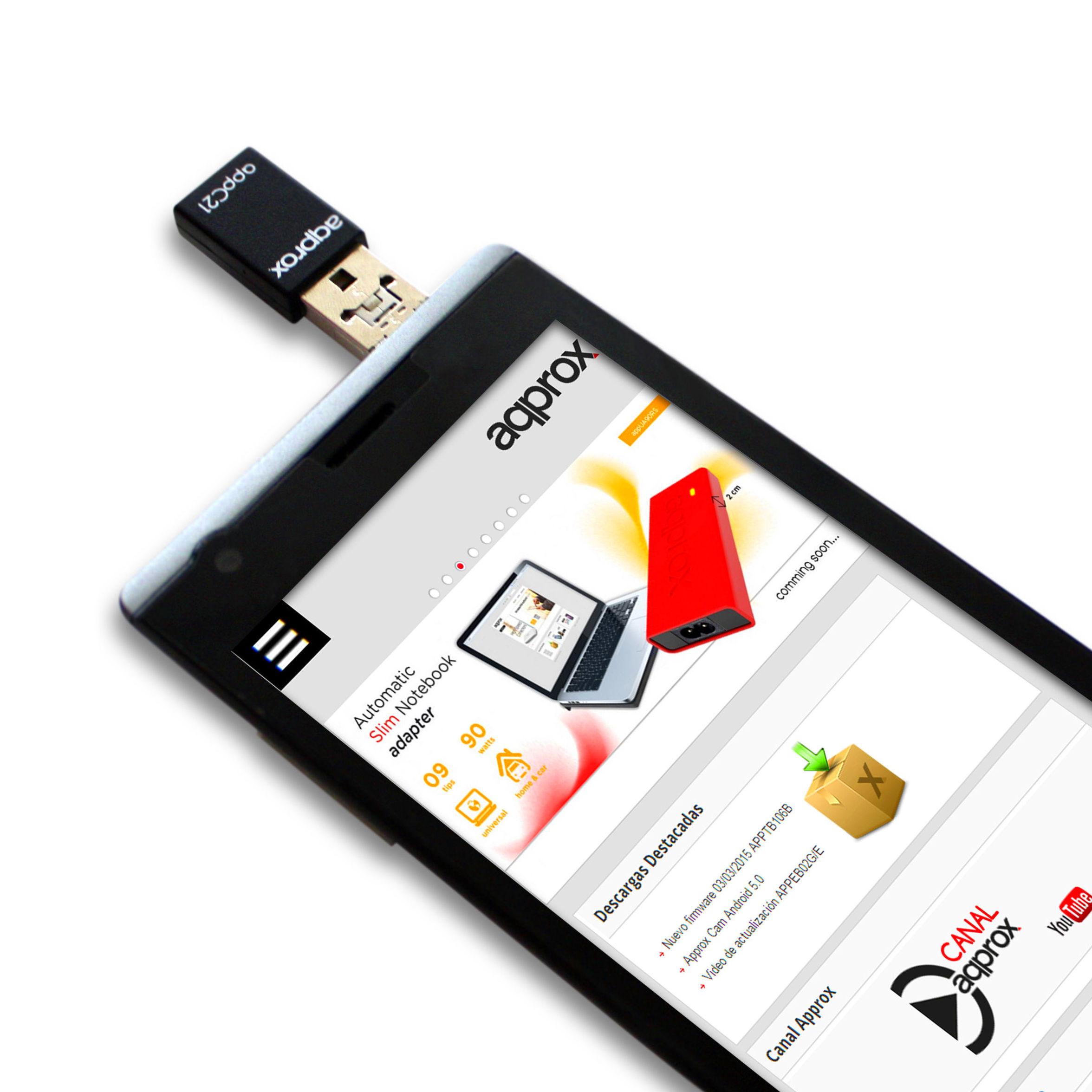 LECTOR TARJETA MICRO USB A USB/MICRO USB: Nuestros productos de Sonovisión Parla