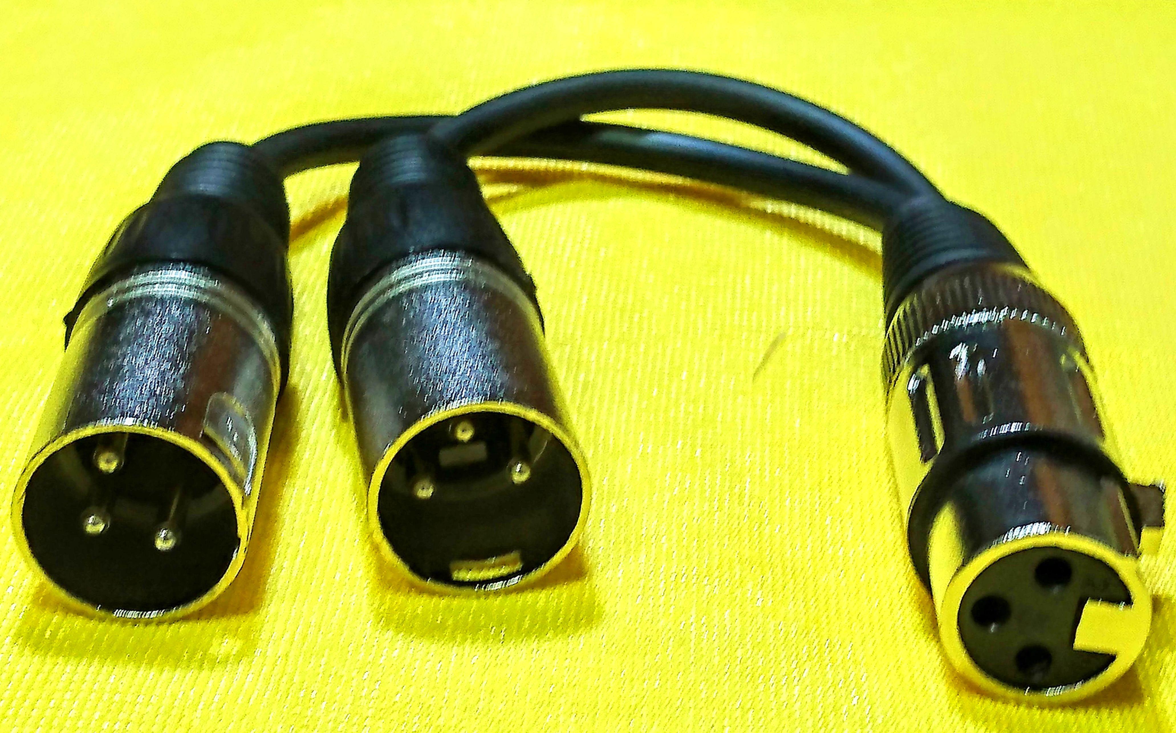 SPLITTER XLR: Nuestros productos de Sonovisión Parla