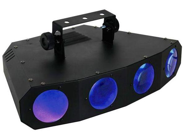 VDPL300QF LED QUAD FLOWER –RGBW – CONTROLADO POR DMX: Nuestros productos de Sonovisión Parla