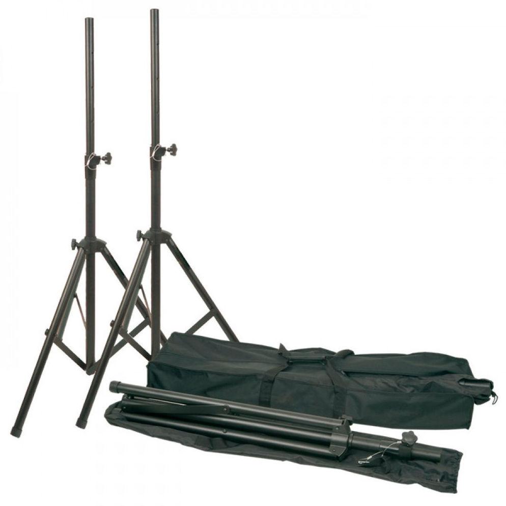 Set de soportes de altavoz ajustables