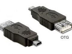 ADAPTADOR USB MINI-B A USB HEMBRA OTG: Nuestros productos de Sonovisión Parla