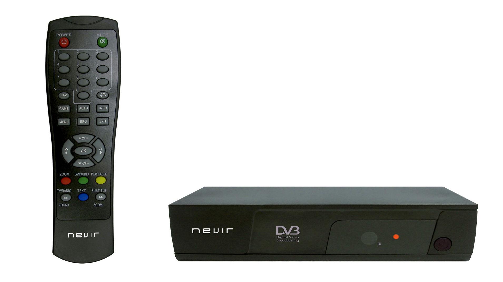 NVR-2582: Nuestros productos de Sonovisión Parla
