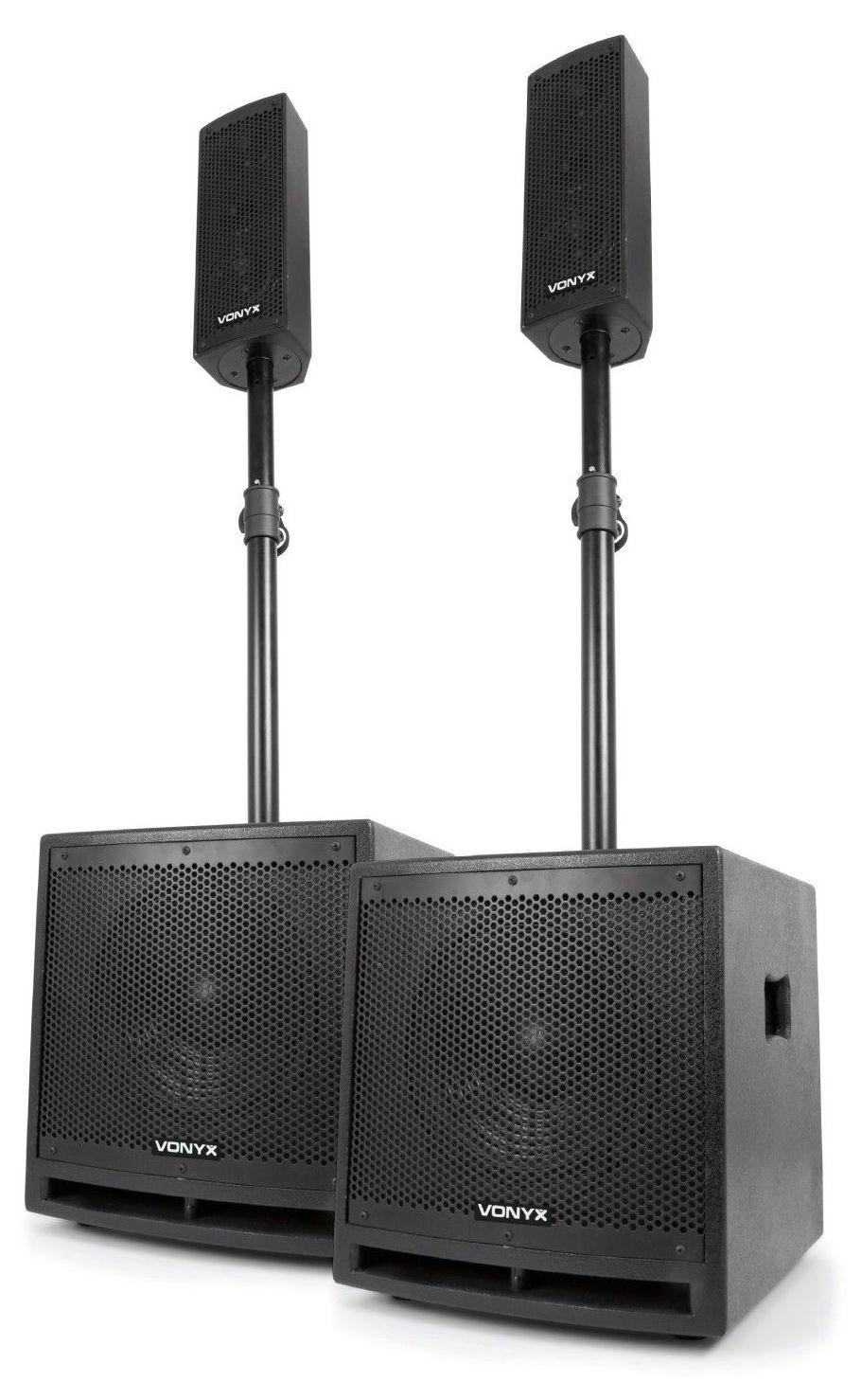 VX1000BT: Nuestros productos de Sonovisión Parla