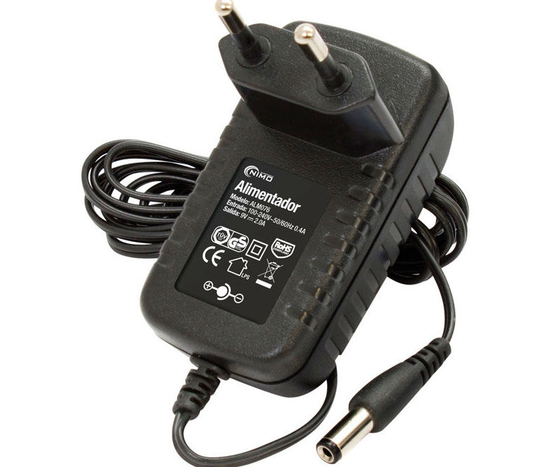 ALM076    --    9V-1A/DC: Nuestros productos de Sonovisión Parla