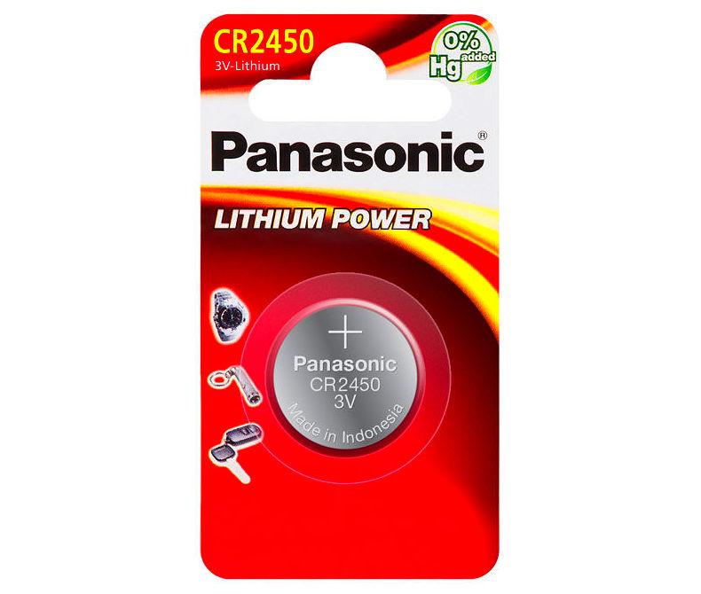 CR2450 PANASONIC: Nuestros productos de Sonovisión Parla