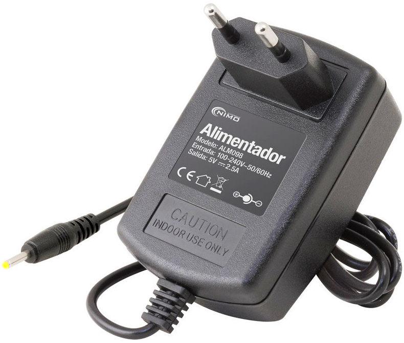 ALM098    --    5V-2.5A/DC: Nuestros productos de Sonovisión Parla