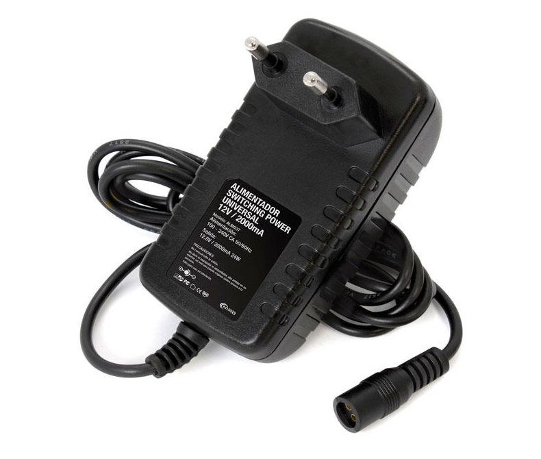 ALM037    --    12V-2A/DC: Nuestros productos de Sonovisión Parla