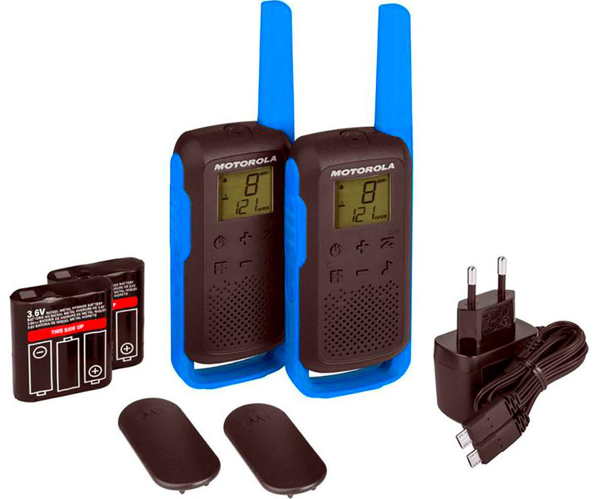 MOTOROLA T62: Nuestros productos de Sonovisión Parla