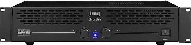 Amplificador estereo profesional STA-500: Nuestros productos de Sonovisión Parla