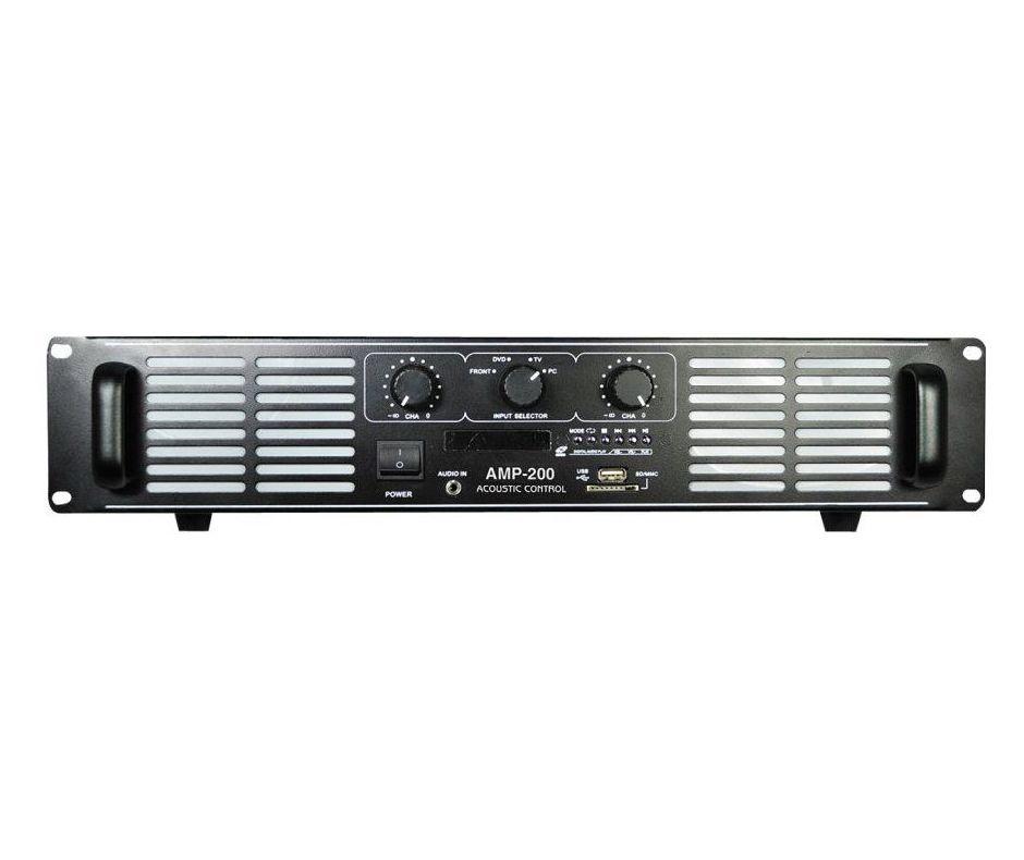 Amp 200: Nuestros productos de Sonovisión Parla
