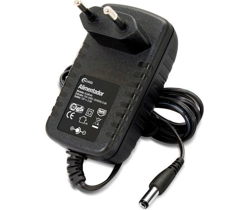 ALM046    --    12V-2A/DC: Nuestros productos de Sonovisión Parla