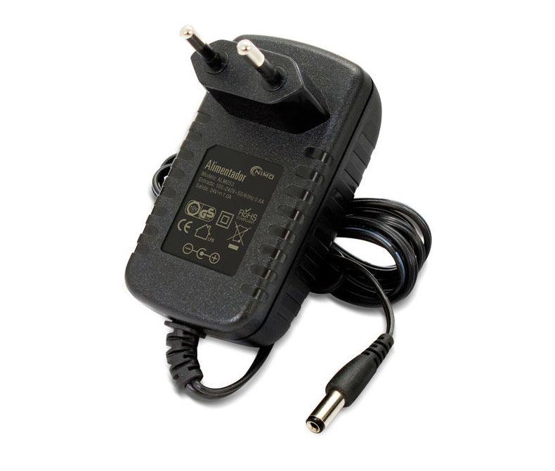 ALM053    --    24V-1A/DC: Nuestros productos de Sonovisión Parla