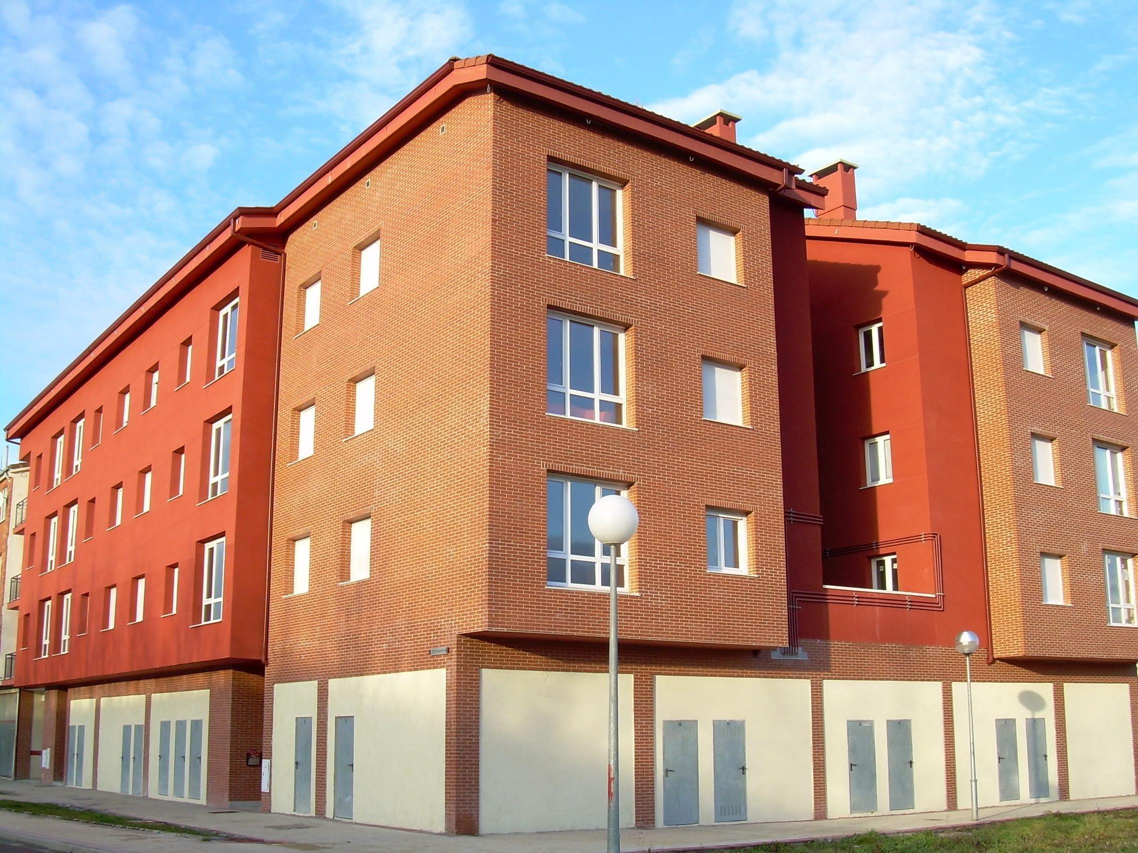 Promoción de 24 viviendas realizada en Álava