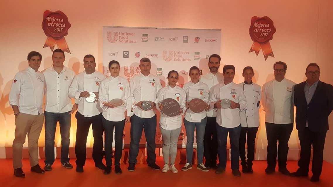 Concurso de los Mejores Arroces de España 2017