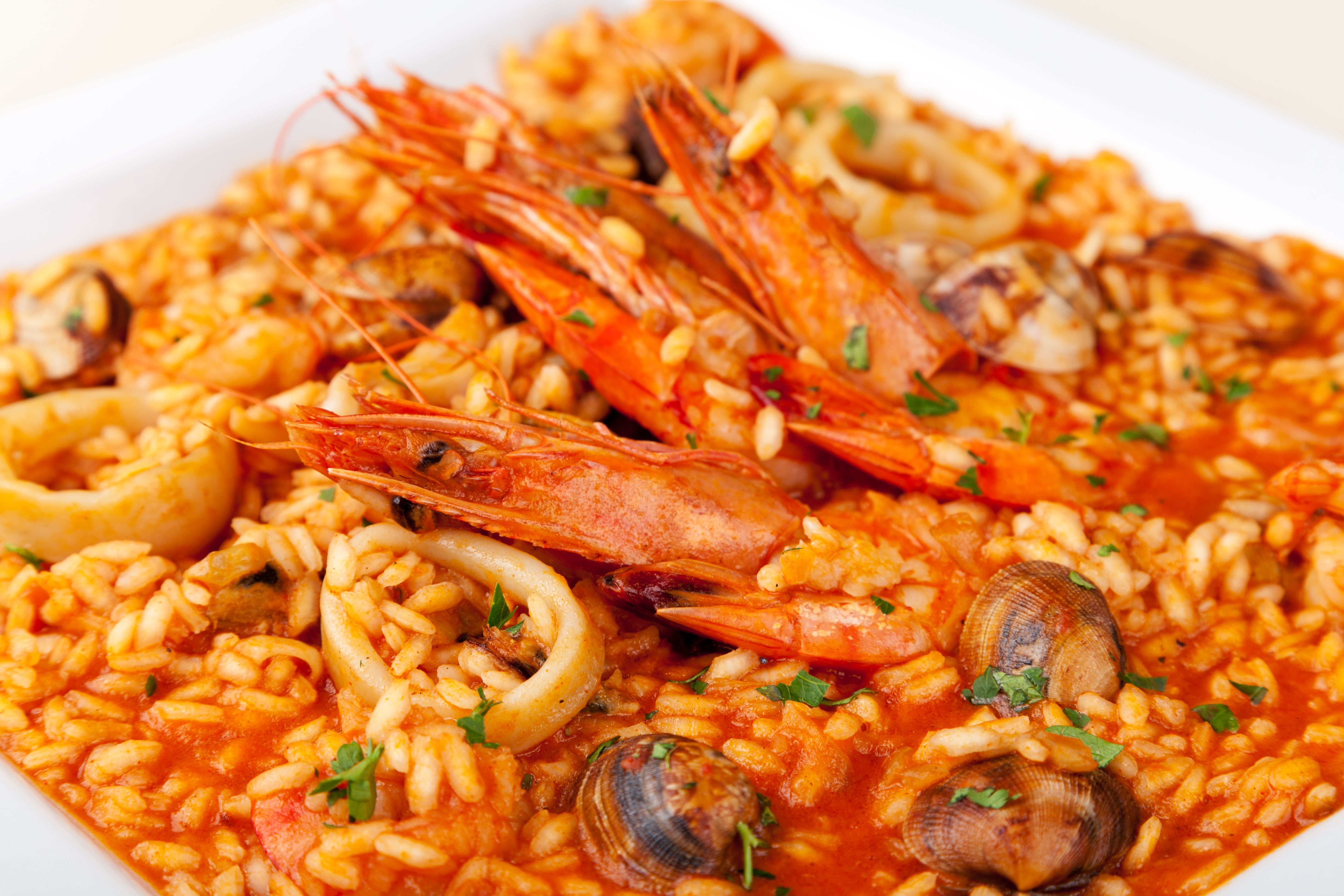 Nuestros arroces: Nuestros platos de Cafetería Restaurante La Victoria