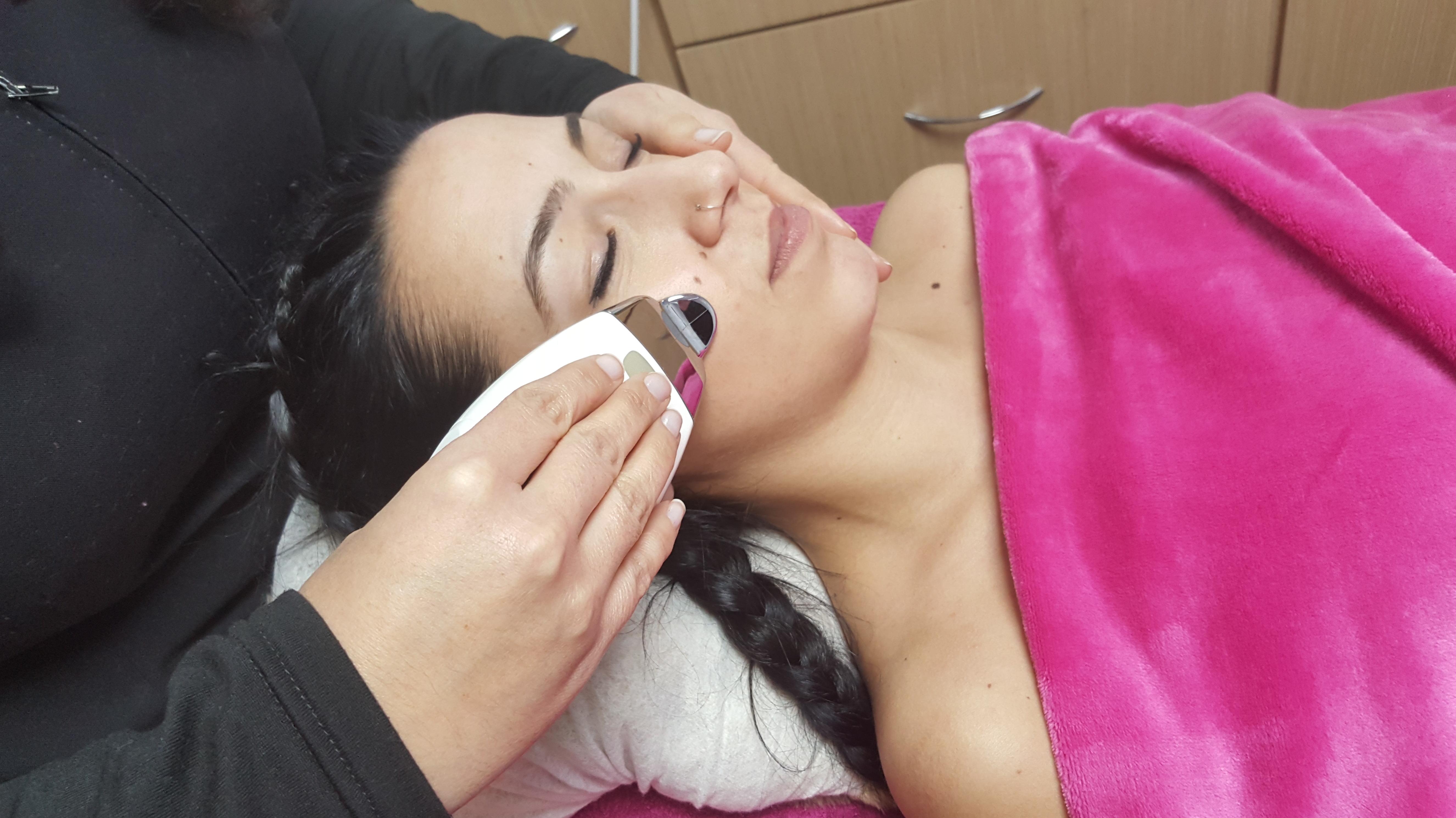 Tratamientos faciales de belleza en Salamanca