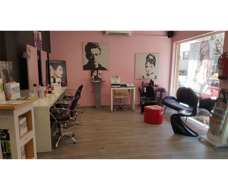 Centro de peluquería y estética unisex en Salamanca