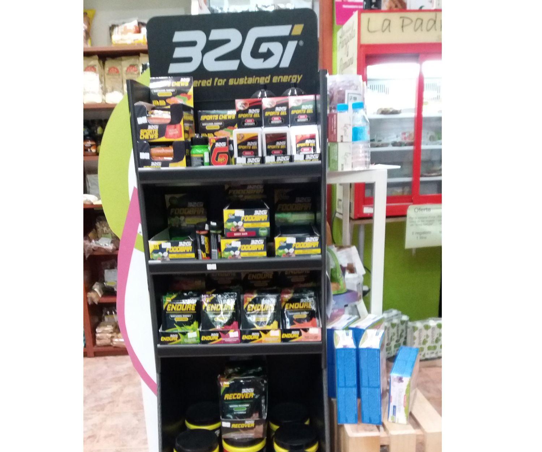 Productos nutricionales naturales