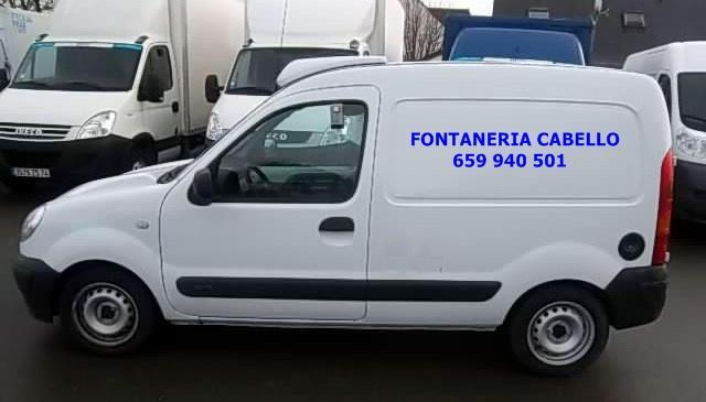 Foto 22 de Fontaneros en Cadiz   Fontaneria cabello S,L.