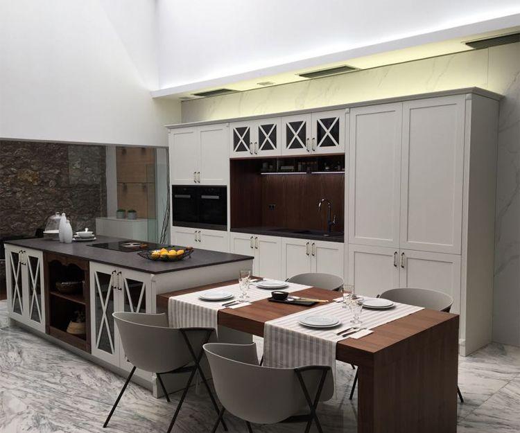 Muebles de cocina de todos los estilos
