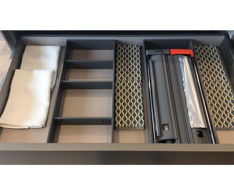 Aprovecha al máximo el espacio de tu cocina