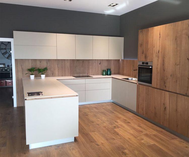 Muebles de cocina con diversos estilos