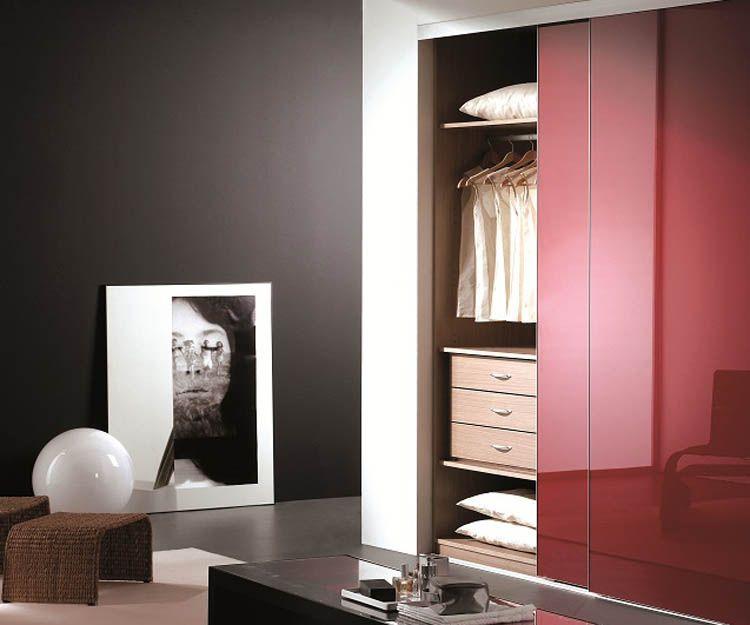 Fabricante de armarios para habitaciones