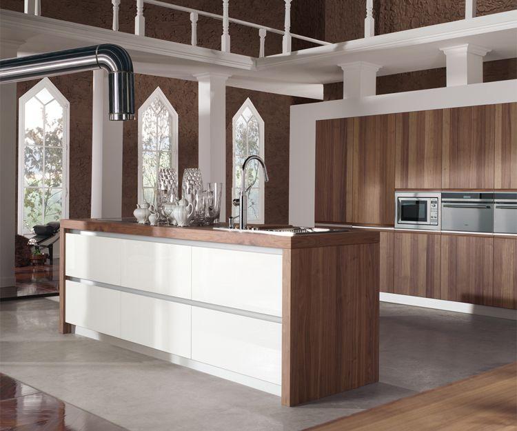 Fabricantes de muebles de cocina con diferentes estilos