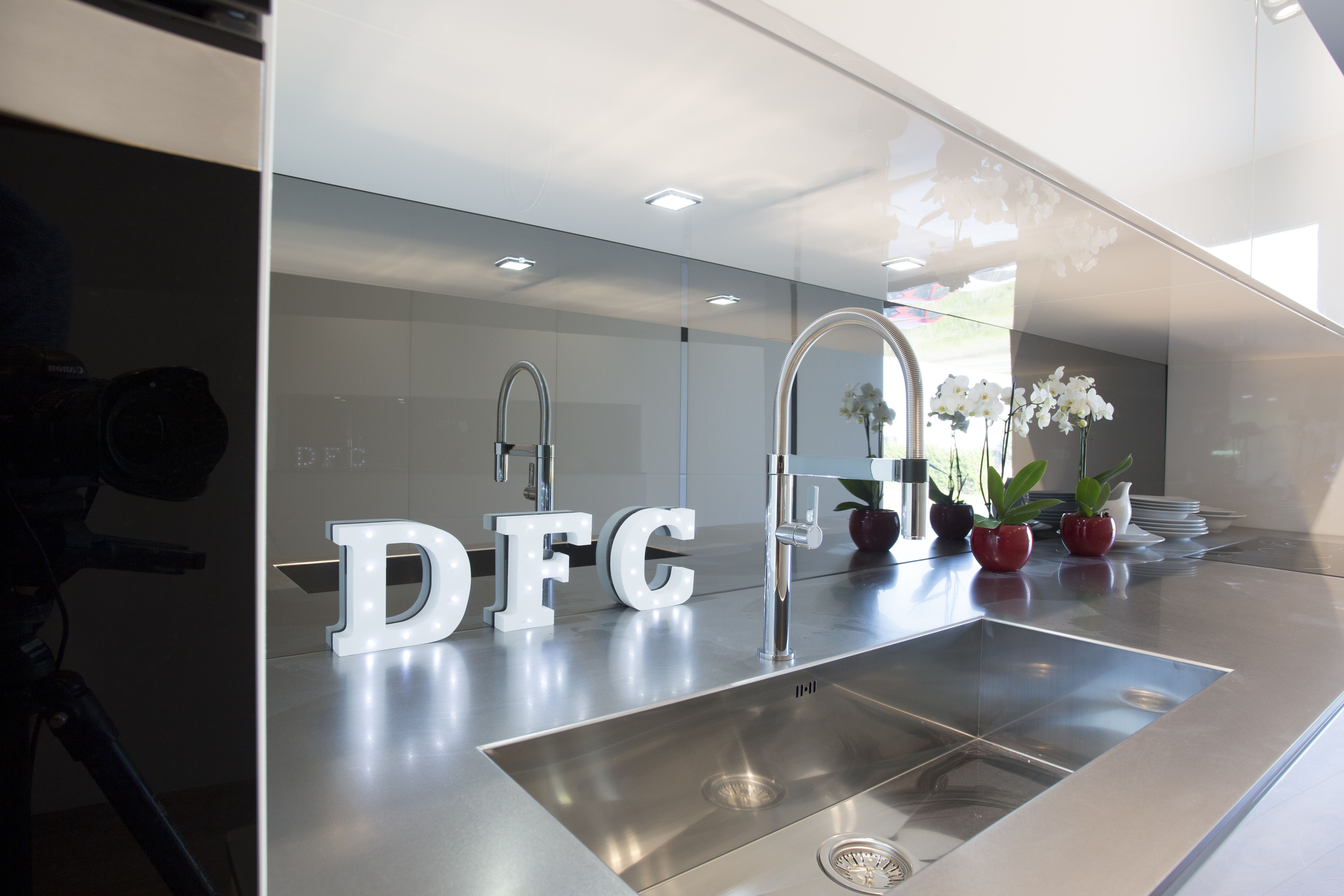 Foto 6 de Muebles de cocina en Arcahueja | DFC Mobiliario