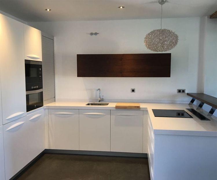 Muebles de cocina de la máxima calidad