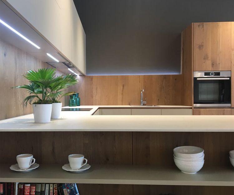 Muebles de cocina con estilo moderno