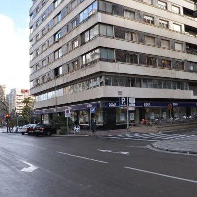 aparcamiento en Logroño centro