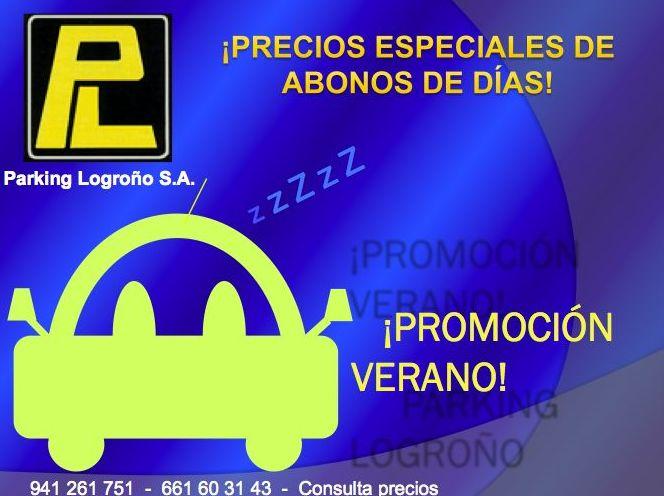 ¡PRECIOS ESPECIALES DE ABONOS DE DÍAS!
