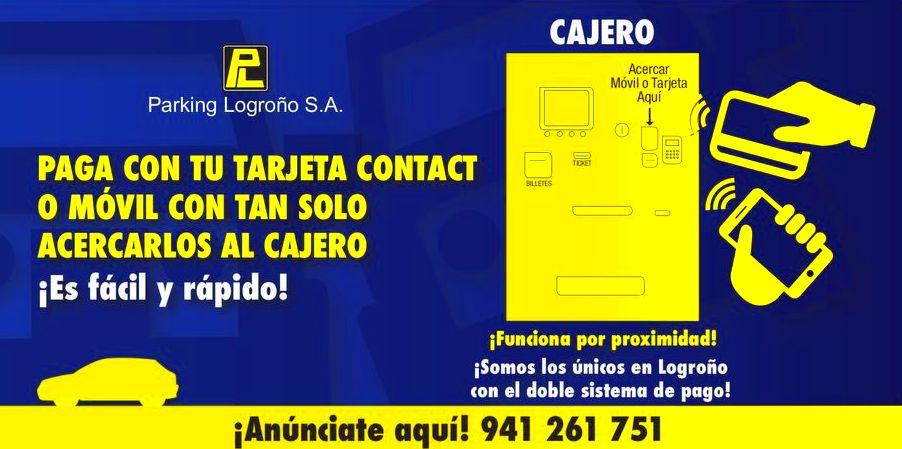 precios parking en Logroño