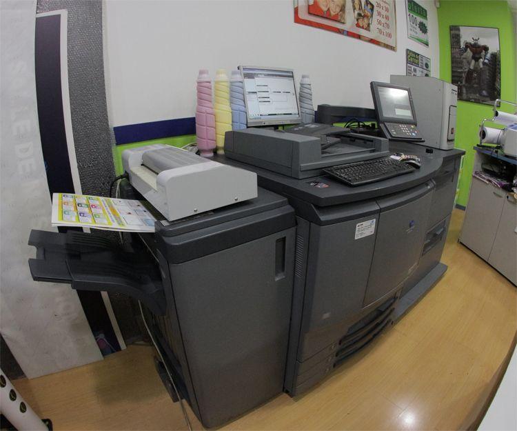Fotocopias con precios económicos