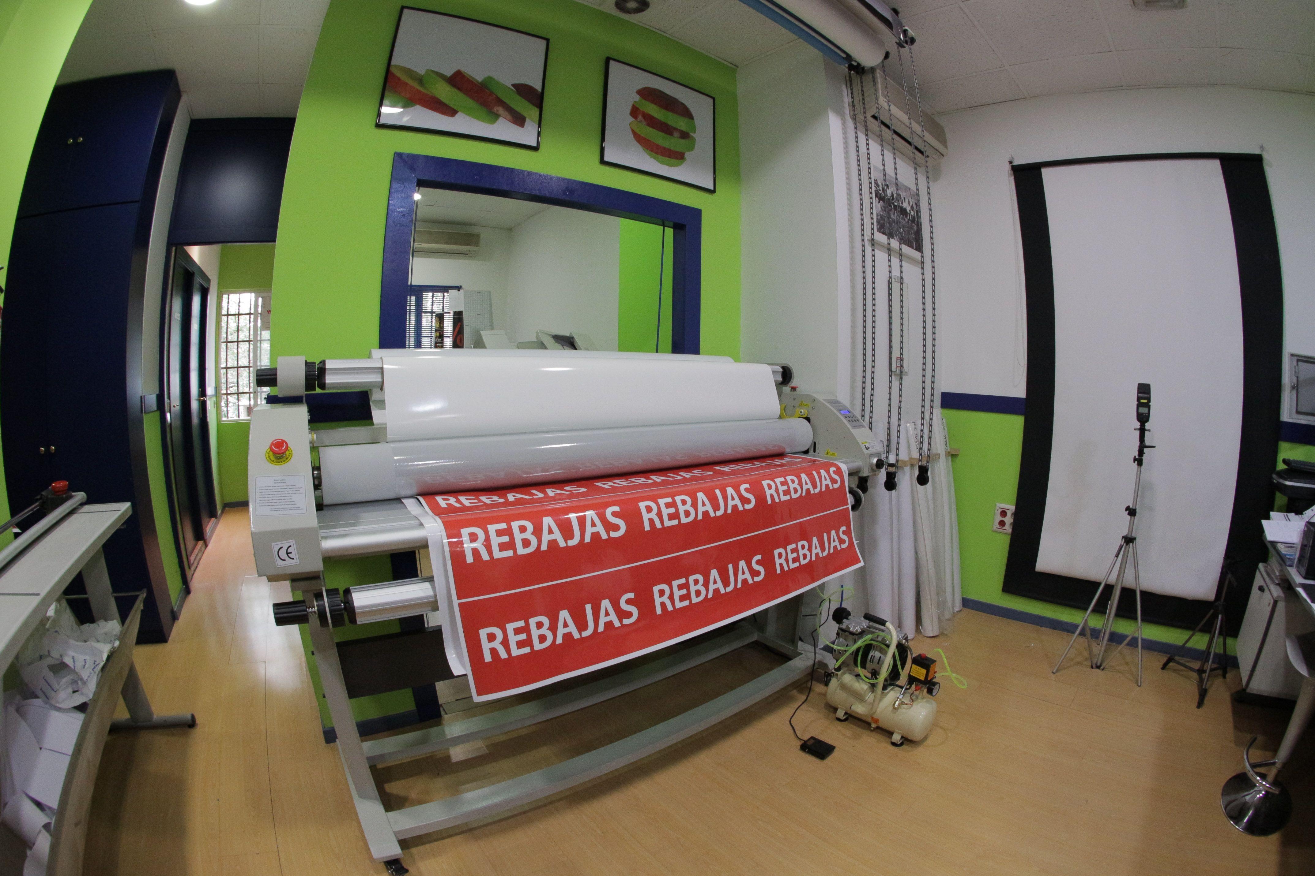 Foto 11 de Reprografía en Madrid   Print Center