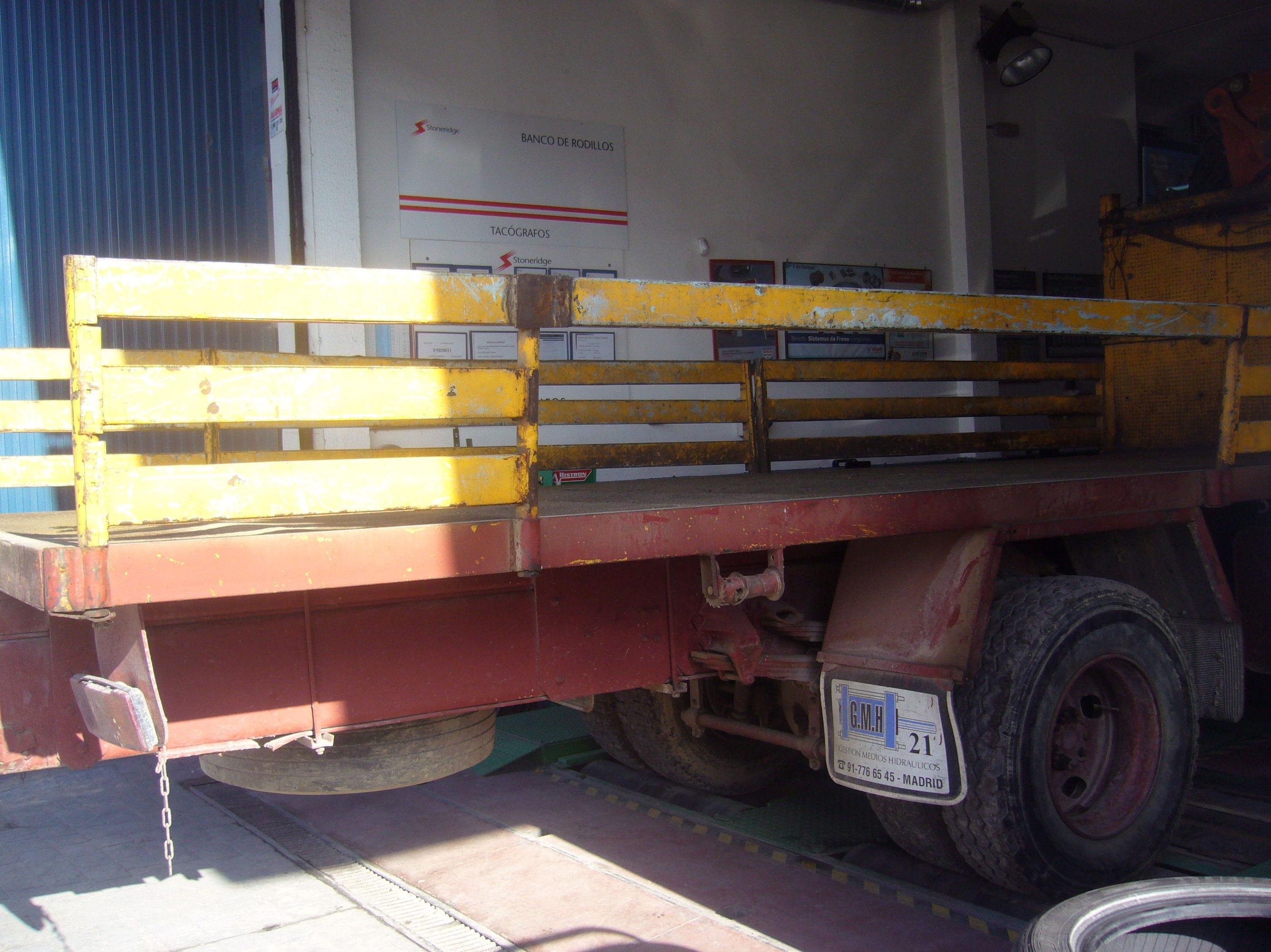 Foto 10 de Talleres de automóviles en Leganés | Diesel Prado Overa