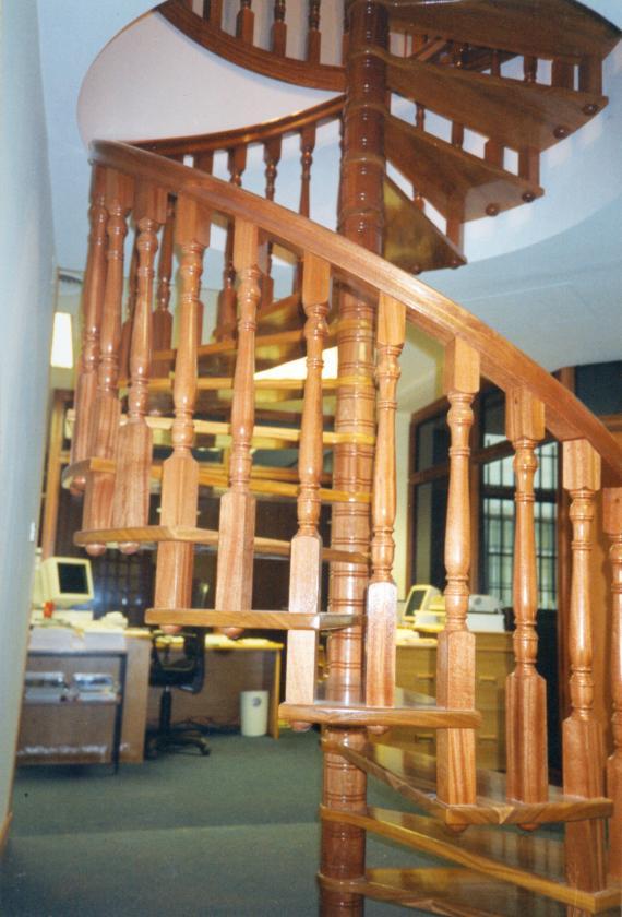Escalera 11