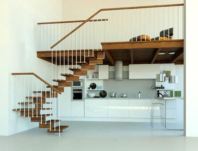Foto 28 de Escaleras en  | CARPINTERIA MAZUSTEGUI S.L