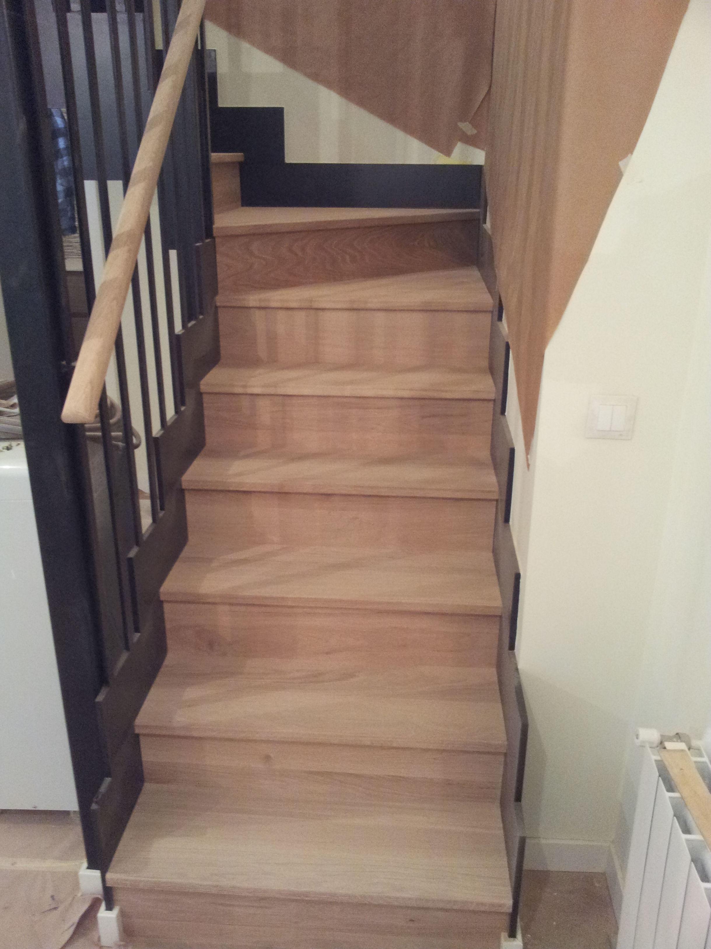 Foto 17 de Escaleras en  | CARPINTERIA MAZUSTEGUI S.L