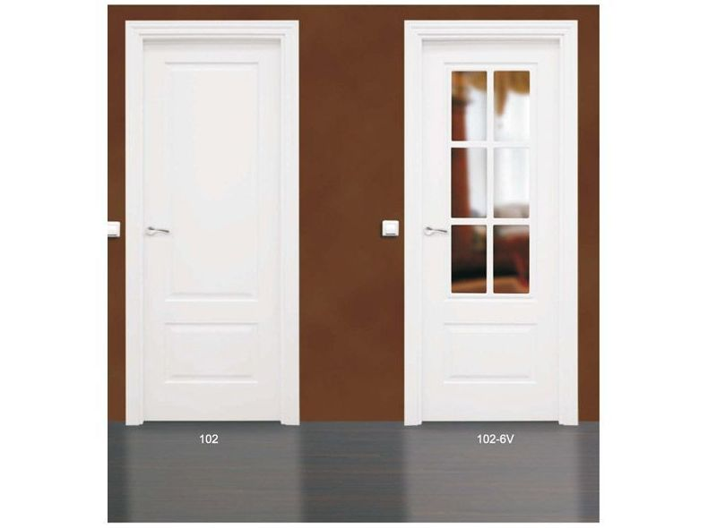 Modelo 102 Puerta lacada de calidad estándar