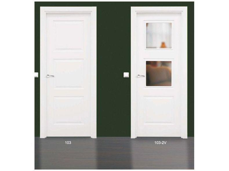 Modelo 103 Puerta lacada de calidad estándar