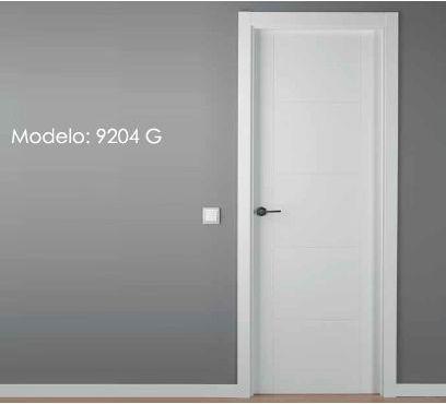 Modelo 9204 Puerta lacada de calidad estándar