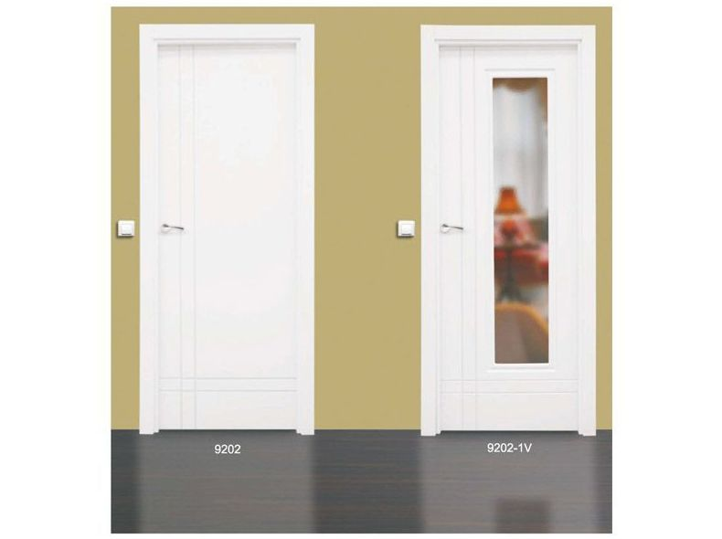 Modelo 9202 Puerta lacada de calidad estándar