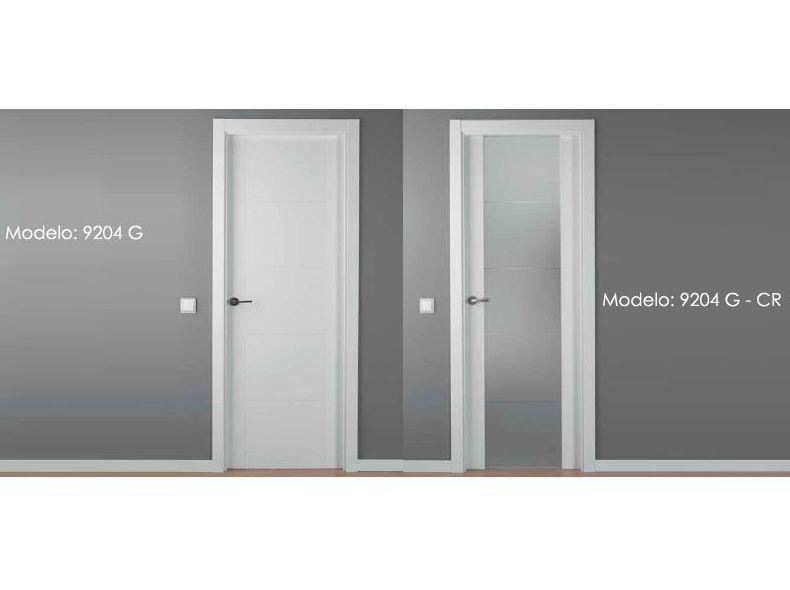 Modelo 9204 Puerta lacada de calidad PREMIUM