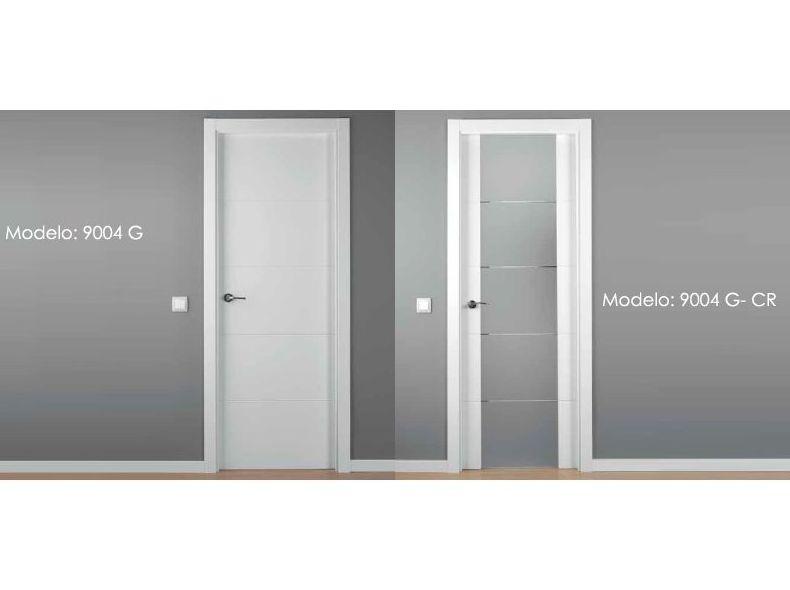 Modelo 9004 Puerta lacada de calidad PREMIUM