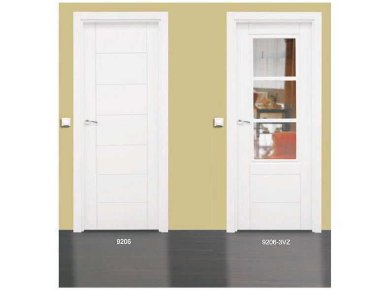 Modelo 9206 Puerta lacada de calidad PREMIUM