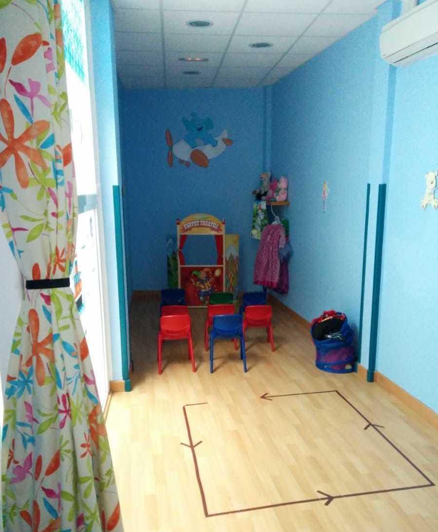 Dormitorio 2 guardería Logroño