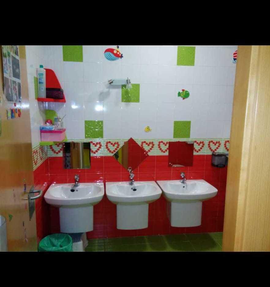 Baños Guardería Logroño
