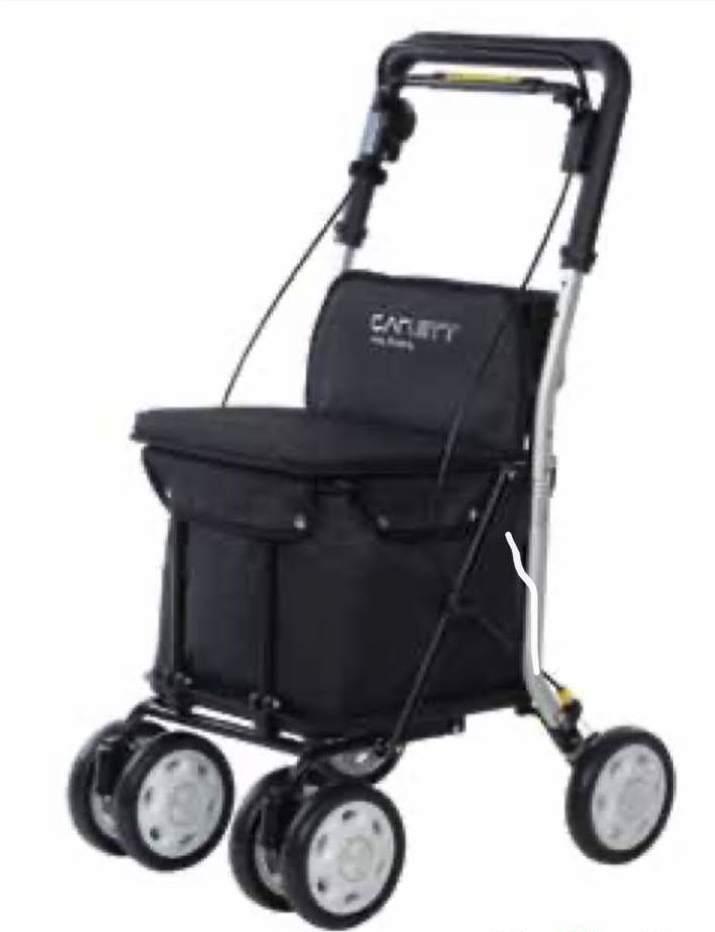 Andador - carrito de la compra: TIENDA ONLINE de Ortopedia La Fama
